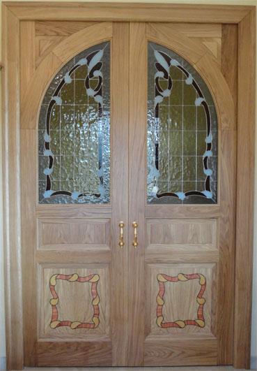 Nicola pezzoni restauri ebanisteria - Porta ad arco ...